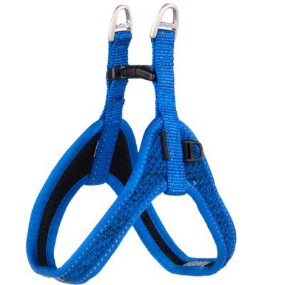Σαμαράκι Σκύλου Fast Fit Blue Small/Medium 47cm