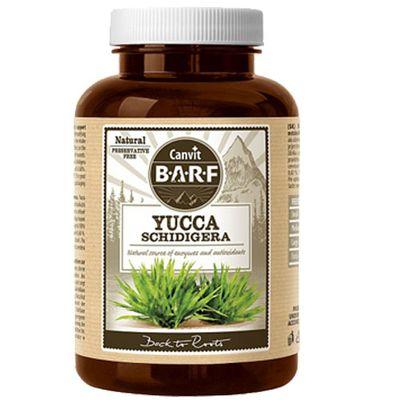 Canvit Yucca Schidigera 160gr (Συμπλήρωμα διατροφής για ενίσχυση του μεταβολισμού και αποτοξίνωση του οργανισμού)