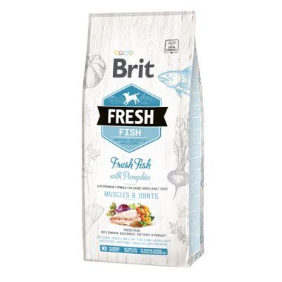 Brit Fresh Fish Adult Large Muscles & Joints 12kg
