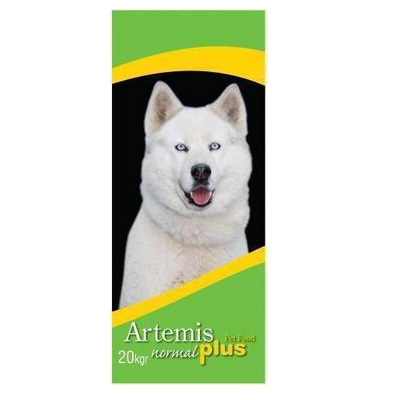 Ξηρά Τροφή Artemis Normal Plus 20kg