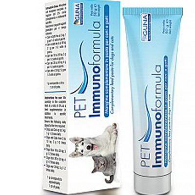 Pet Immuno Formula 50gr