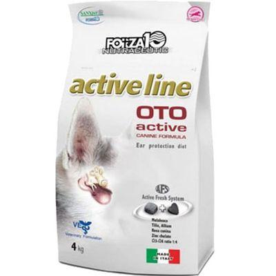 Forza10 Oto Active Canine Formula 10kg (Για το ακουστικό σύστημα του σκύλου)
