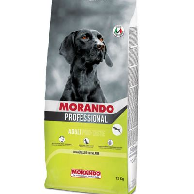 Morando Professional Dog Adult Pro Taste Αρνί 15kg