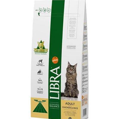 Libra Cat Adult Κοτόπουλο 10kg